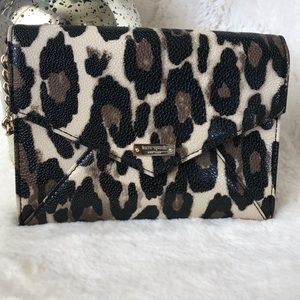 Kate Spade Leopard Crossbody